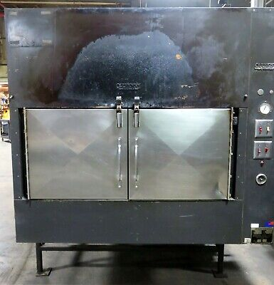 $10000 • Buy Ole Hickory Pit EL-ED/X BBQ Smoker Natural Gas Rotisserie Oven Cooker A