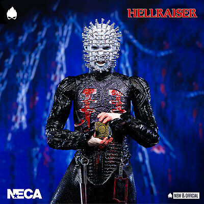 NECA - Hellraiser Ultimate Pinhead 7  Action Figure [IN STOCK] •NEW & OFFICIAL• • 34.90£