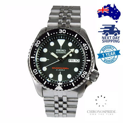 $ CDN561.77 • Buy SEIKO JAPAN MADE BOND SKX007J SKX007J2 Men's Automatic Diver Stainless Steel