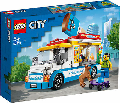 60253 LEGO City Great Vehicles Ice-Cream Truck 200 Pieces Age 5 Years+ • 17.09£