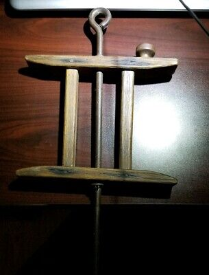 Antique Wooden Yarn Winder • 17.73£
