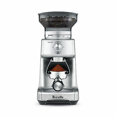 AU198 • Buy Breville BCG600SIL The Dose Control™ Pro Coffee Grinder - RRP $219.95