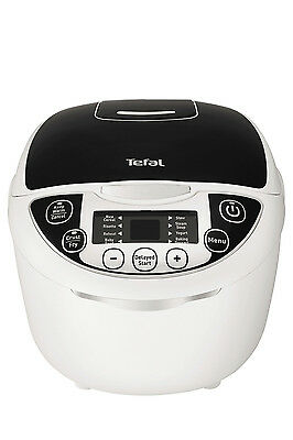 AU159 • Buy Tefal RK705 10-in-1 750W Rice Cooker & Multi Cooker With LED And Digital Display