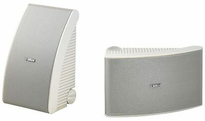 AU298 • Buy Yamaha NS-AW392 5.25 Inch All Weather Speakers - White (Pair) - RRP $349.00