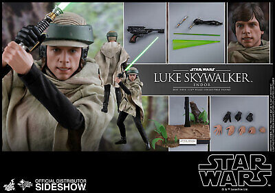 $249.95 • Buy Hot Toys Luke Skywalker Star Wars Return Of The Jedi 1/6th Scale Figure MMS516
