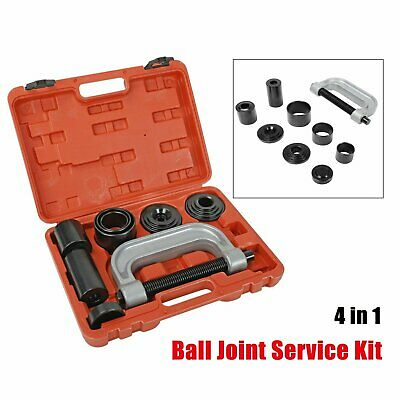 $50.72 • Buy Heavy Duty Ball Joint Press & U Joint Removal Tool Kits With 4x4 Adapters