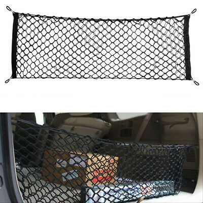 $9.72 • Buy Car Accessories Envelope Style Trunk Cargo Net Storage Organizer Universal Big