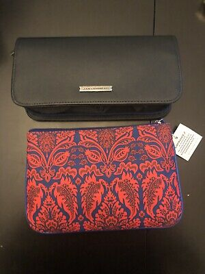 AU19.66 • Buy Two New KLM And Air France Toiletry Travel Bag New With Accessories