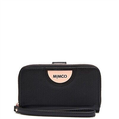 AU99.99 • Buy Mimco Echo Wallet For Iphone 6P 7P 8Plus Brand New With Tag And Dust Bag