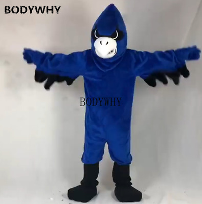 Eagle Bird Cartoon Mascot Costume Suit Cosplay Outfits Advertising Promotion New • 323.85£