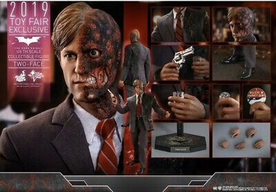 $ CDN344.54 • Buy Hot Toys Mms546 Batman The Dark Knight Two Face 1/6 Boxset