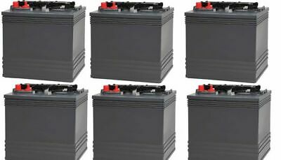 AU2333.54 • Buy Replacement Battery For Fairplay 8v Zx 5.5 48v Golf Cart 6 Pack 8v