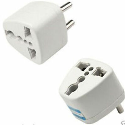 AU13.99 • Buy 4x Universal AU US UK To EU AC Power Plug Travel Adapter Outlet Converters