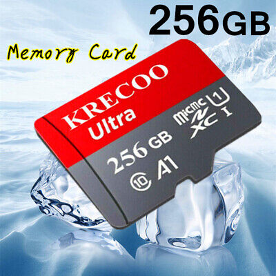 $9.11 • Buy Memory Card  64GB 128GB 256GB Micro Class10 Fast Flash TF For Cell Phone