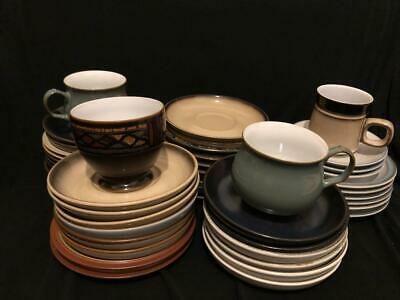 Denby Assorted Cups  + Saucers  Mix N Match - Buy More Than One & Save 10% • 1.50£