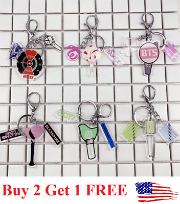 $6.99 • Buy USA Seller BTS Acrylic Keychain - Bts Exo Twice Got7 Nct