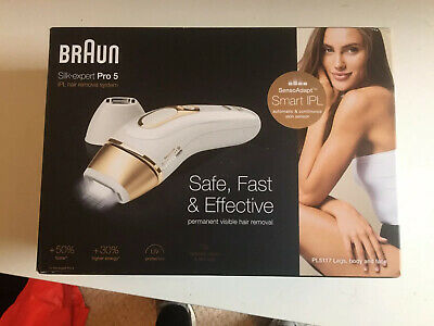 View Details Braun Silk Expert Pro 5 PL5117, Latest Generation Permanent Laser Hair Removal • 165.00£