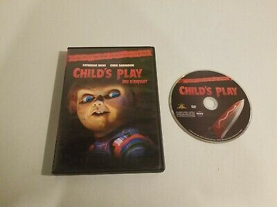 Child's Play (DVD, 2008, Anniversary Edition, Widescreen) • 5.75£
