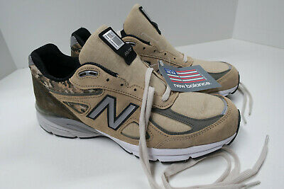 $99 • Buy NEW BALANCE 990v4 990 Survival Pack Camo 12 Mens Running Shoes M990ML4 USA Made