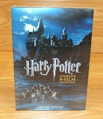 $ CDN62.27 • Buy Harry Potter: Complete 8-Film Collection (8-Disc DVD Set)