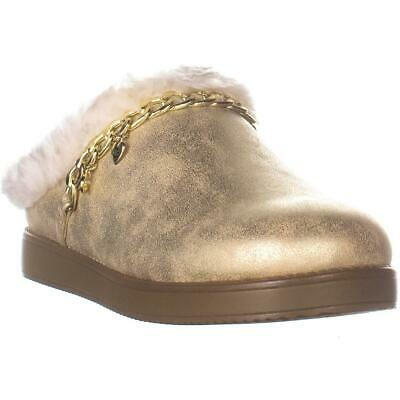 $ CDN59.99 • Buy G By Guess Ariella2 Slip On Flat Slippers, Gold, 8 US