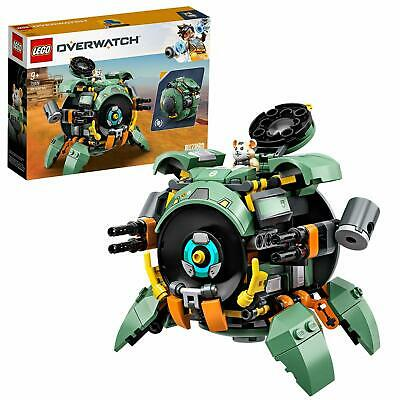 AU35.95 • Buy LEGO Overwatch Wrecking Ball 75976 New 2019