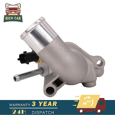 £17.58 • Buy Thermostat  Housing For Vauxhall Astra G H Vectra C Zafira A Corsa Saab 6338017