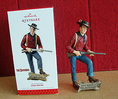 $28 • Buy Hallmark 2013 Keepsake Ornament John Wayne The Duke The Searchers Western Movie