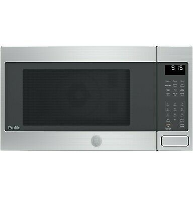 $399.99 • Buy GE Profile 1.5 Cu. Ft. Countertop Convection/Microwave Oven REFURB *READ*