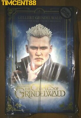 $ CDN376.88 • Buy Ready Hot Toys MMS513 Fantastic Beasts Gellert Grindelwal 1/6 Special New