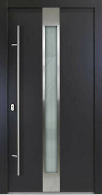Entry Door ALU-Safeline Model AC05 - Anthracite/White - HQ Product. • 1,001.30£