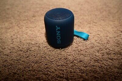 $27 • Buy Sony SRS-XB12 Extra Bass Portable Bluetooth Speaker SRSXB12/L Blue