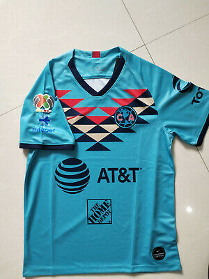 $19.99 • Buy 2020 -2021 Club America Third Soccer Jersey  And The LIGA MX Patch