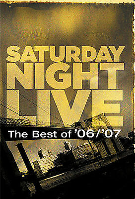 $3 • Buy Saturday Night Live - The Best Of 06/07 (DVD, 2008)