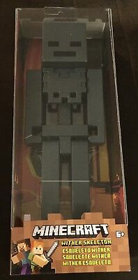 $7.99 • Buy Minecraft Wither Skeleton Large Scale Action Figure 8.5 Inches NEW