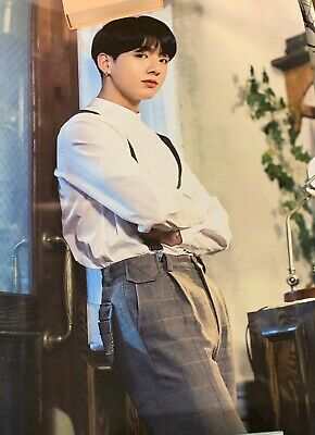 $20 • Buy NEW! Official BTS Jungkook 5th Muster Fan Meeting Magic Shop Limited Poster