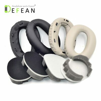 $ CDN31.23 • Buy Defean Replacement Ear Pads Memory Form And Protein Leather For Sony WH1000XM2