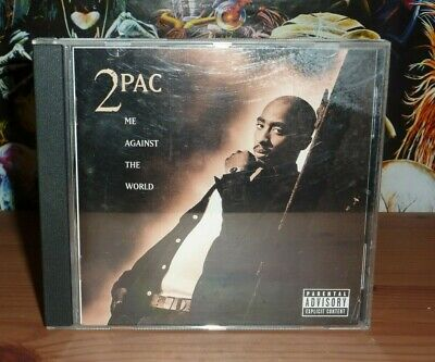 2pac Me Against The World CD (1995) • 7.99£
