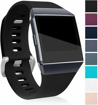 AU7.34 • Buy For FitBit Ionic Strap Replacement Band Classic Metal Buckle Wristband Accessory