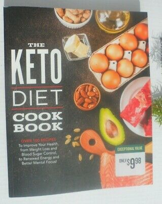 $5.99 • Buy The Keto Diet Cookbook --- NEW -- Cook Book