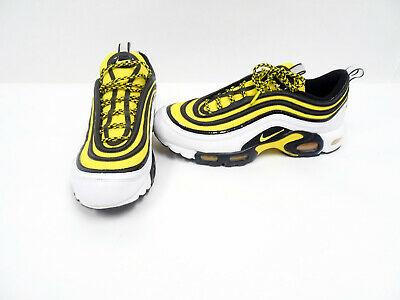 $39 • Buy Nike Air Max Plus 97 Frequency Pack Tour Yellow  AV7936-100 Sz 10.5  P6/N4963