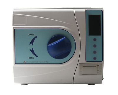 £1165.43 • Buy 23L Disinfection Cabinet Automatic Vacuum Steam Sterilizer With Printer B