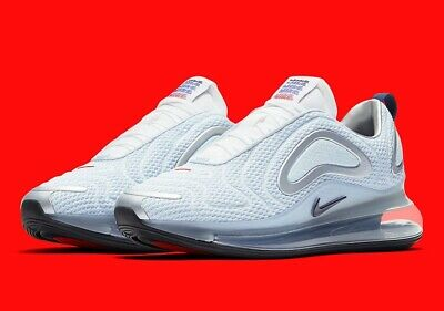 Nike Air Max 720 'Spirit Of Waffle' Mens Trainers Uk Size 9 44 CK5033 400 New • 150£