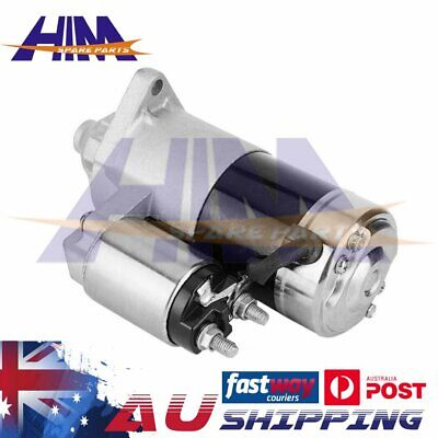 AU78 • Buy New Durable Starter Motor For Suzuki Vitara G13B G16A Jimny SN413 M13A M3T34781