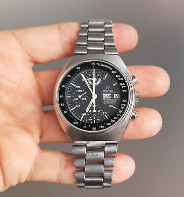 $ CDN1051.68 • Buy Vintage Omega Speedmaster 176.0012 Chronograph 42 Mm Cal. 1045 Lemania 5100