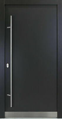 Entry Door ALU-Safeline Model AC07 - Anthracite/White - HQ Product. • 832.15£