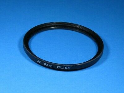 UV 52mm Filter Ultra Violet For Canon Sony Canon Nikon Pentax Sigma Camera Lens  • 4.60£