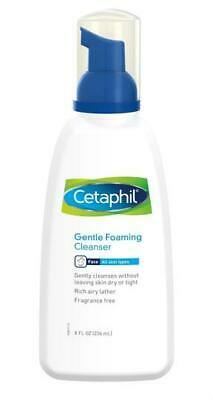 £14.95 • Buy Cetaphil Gentle Foaming Cleanser Face Normal And Dry Combination - 236ml