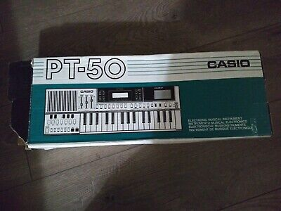 $107 • Buy Casio PT-50 Piano