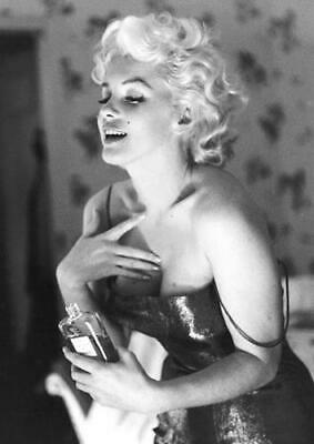 £6.49 • Buy Marilyn Monroe Coco Chanel Bb1 Poster Art Print A4 A3 A2 A1 A0 Sizes